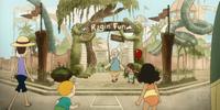 Ragin' Fun (Location)