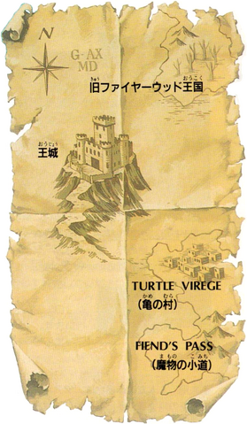 File:Golden Axe Old Map.png