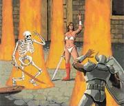 Tyris Pillar of Fire