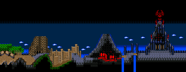 File:Golden Axe II Map.png