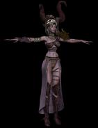 Queen of the Dead model