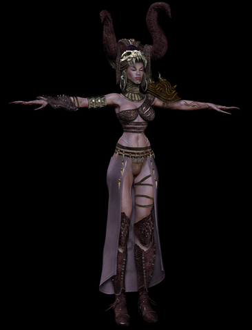 File:Queen of the Dead model.png