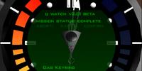 Gas Keyring