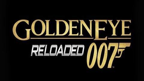 GoldenEye 007 Reloaded SDCC 2011 Reveal Trailer HD