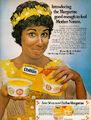 Mother Nature Chiffon Margarine ad 1970s.jpg