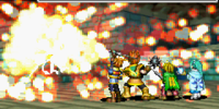 Fire Bomb Psynergy series