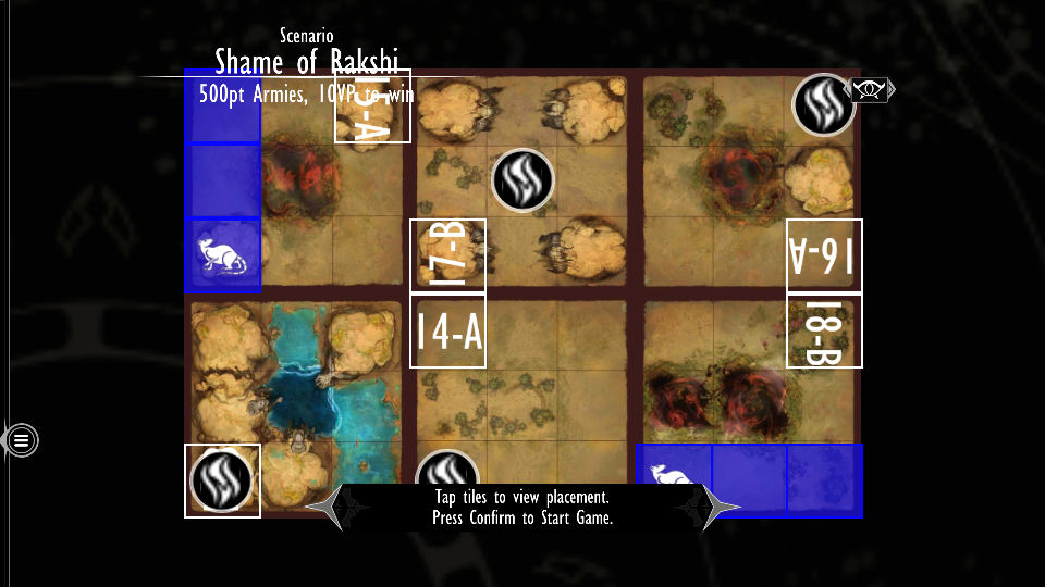 Shame of Rakshi map