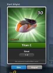 Titan C Krampon GK