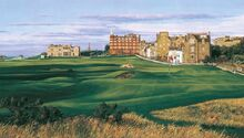 17th Hole, The Royal and Ancient Golf Club of St Andrews