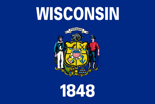 File:Flag of Wisconsin.png
