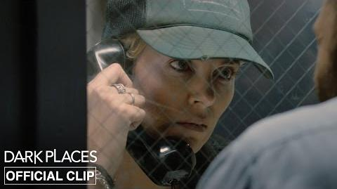 Dark Places Libby Visits Ben Official Movie Clip HD A24