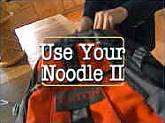 Use Your Noodle II (For Whom The Cheese Melts 2)