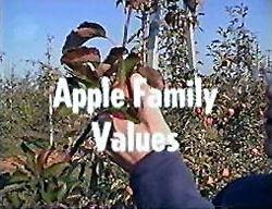 Apple Family Values