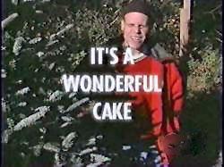 It's A Wonderful Cake
