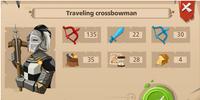 Travelling Crossbowman