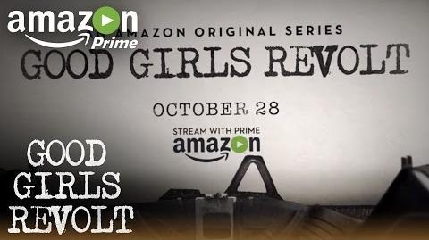 Good Girls Revolt - Coming October 28th Amazon Video