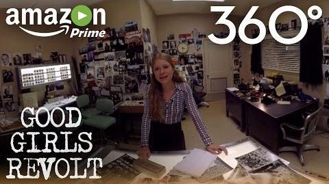 Good Girls Revolt - 360 Scene Amazon Video