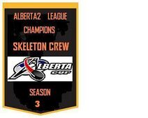 GHL Championship Banner Season Three