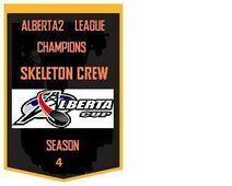 GHL Championship Banner Season Four