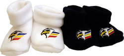 Eagles Baby Booties