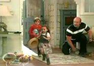 Pj and teddy as kids