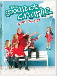 Good Luck Charlie Enjoy The Ride