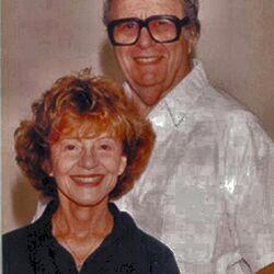 Austin and Irma Kalish