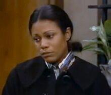 Bebe Drake as Mrs. Baker