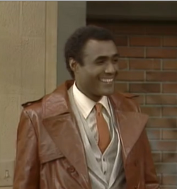 Calvin Lockhart as Cousin Raymond