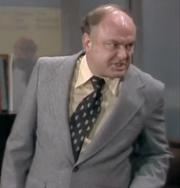 Gordon Jump as Mr. Rogers