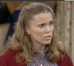 Nancy Morgan as Cindy Crebbins