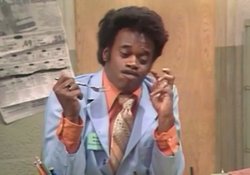 Good Times - Lester Wilson as Mr. Gage