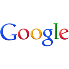 Google logo from May 2010 to September 2013