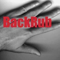 BackRub Logo (1995-1997)