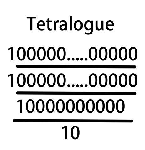 ファイル:Tetralogue.jpg