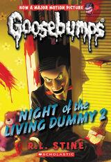 Night of the Living Dummy 2 - Classic Goosebumps
