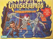 Goosebumps-1995-shrieks-and-spiders-game