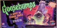 A Night in Terror Tower (Board Game)