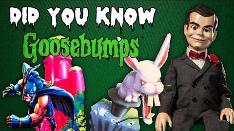 Did You Know Goosebumps?
