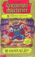 Little Comic Shop of Horrors - Norwegian Cover - Skrekkens lekebutikk