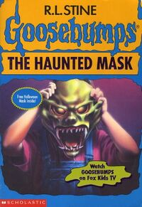 The Haunted Mask alternative cover