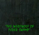 The Werewolf of Fever Swamp/TV episode