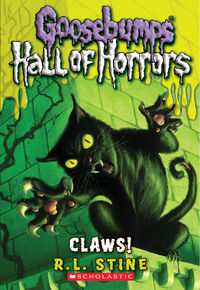 Claws! (Cover)