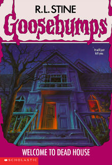 goosebumps welcome to dead house book report Welcome to dead house summary and analysis sites with a short overview, synopsis, book report, or summary of welcome to dead house by r l stine 1 2182 votes.