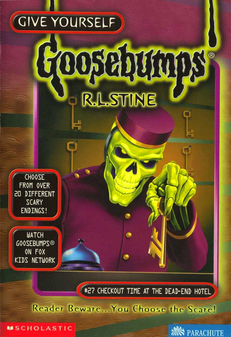 time at the dead end hotel goosebumps wiki fandom powered by wikia