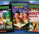 Goosebumps film books