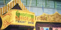 Goosebumps HorrorLand Fright Show