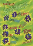 Goosebumps glow in the dark trading card check list