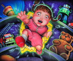 Toy Terror; Batteries Included (Full Art)
