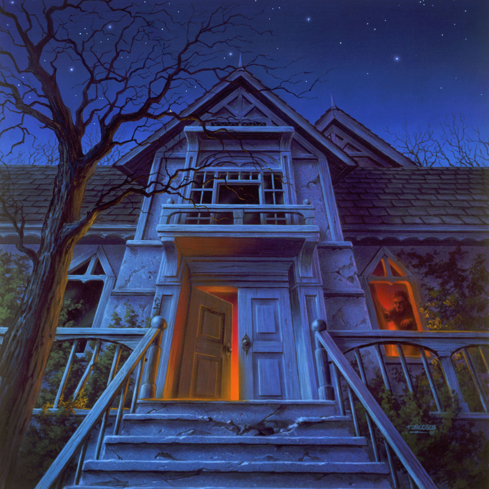 In the house of stone and light wikipedia - Welcome To Dead House Artwork